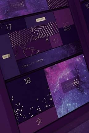 Love Kits Naughty and Nice Advent Calendar 2021