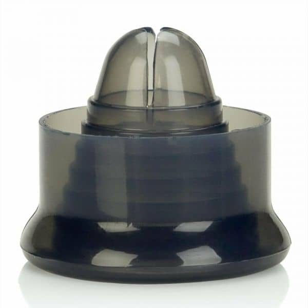 Universal Silicone Pump Sleeve - Svart