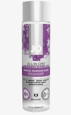 Massage JO All In One Lavender - 120 ml