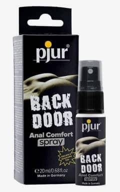Lust enhancers and delay Pjur Backdoor Spray