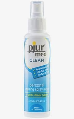 Black Friday Pjur Med Clean Spray - 100 ml