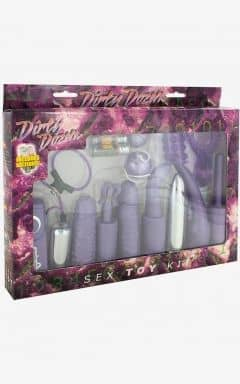 Massage Wands Dirty Dozen sextoy kit - för variation och förnyelse