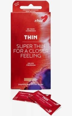 RFSU Thin - 30-pack