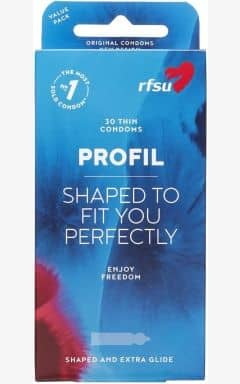 Condoms RFSU Profil - 30-pack