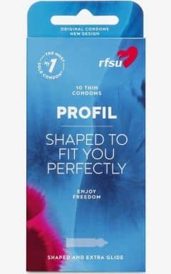 Condoms RFSU Profil - 10-pack