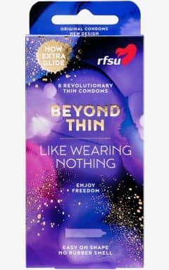 Brands RFSU Beyond Thin - 8-pack