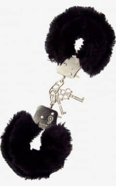 Black Friday Furry Love Cuffs - Svart
