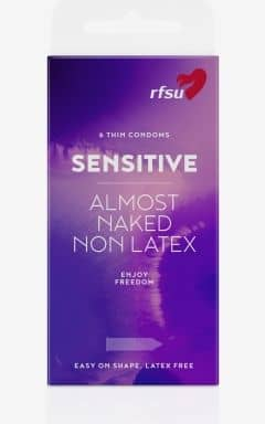 Condoms RFSU So Sensitive - 6-pack