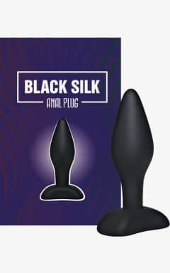 Butt Plugs Black Velvets Small Buttplug